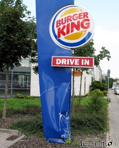 Burger King Drive In
