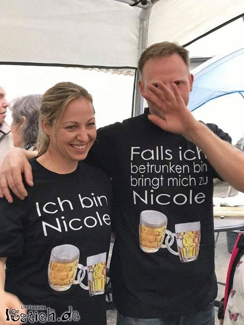 Bring mich zu Nicole