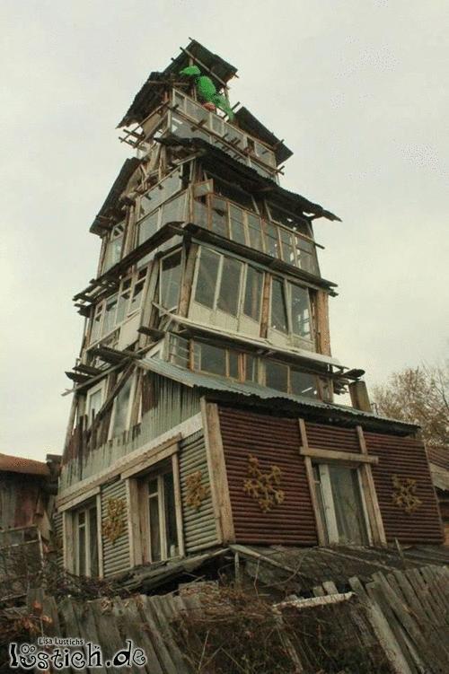 Indisches Hochhaus