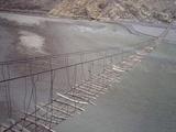 Gefahrlose Brücke