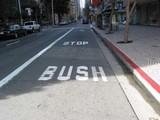 Bushstop
