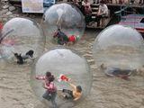 Gefangen in Blasen