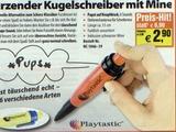 Furzender Kugelschreiber