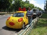 Niedliches Auto