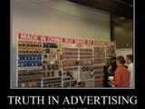 Ehrliche Werbung