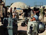 R2-D2 macht Mittagspause