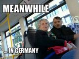 Währenddessen in Deutschland