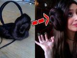 Prinzessin Leia als Kopfhörer