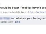 Facebook Ironie Fail