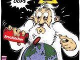 Als Gott die Welt erschuf