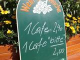 Ein Cafe Bitte!