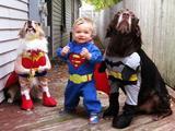 Die Liga der außergewöhnlichen Superhelden