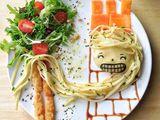 Hübsches Essen