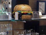 Ein teurer Burger
