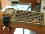 Taschenrechneruhr