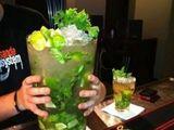 Ein Cocktail
