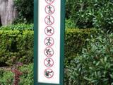 Einfach alles Verboten!