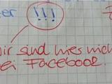 Kein Facebook!!!