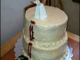 Scheidungstorte