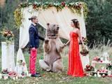 Eine russische Hochzeit