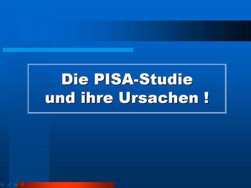 Pisa Studie
