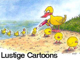 Lustige Cartoons