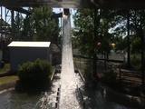 Epic Water Slide Splash