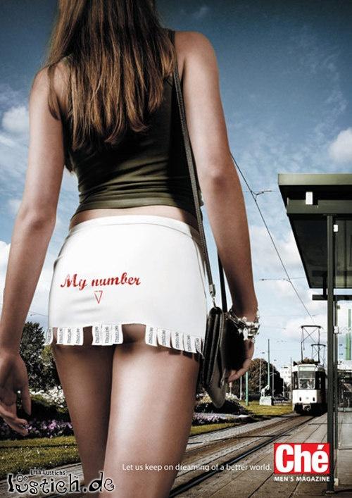 Meine Nummer