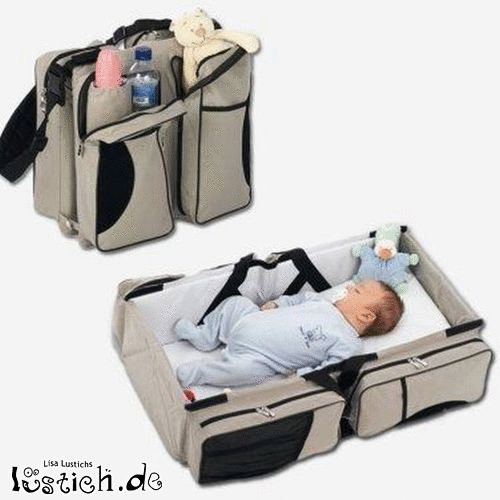 Die Babytasche