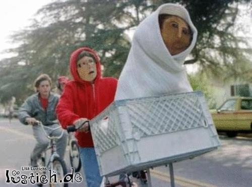 Jesus alias E.T.