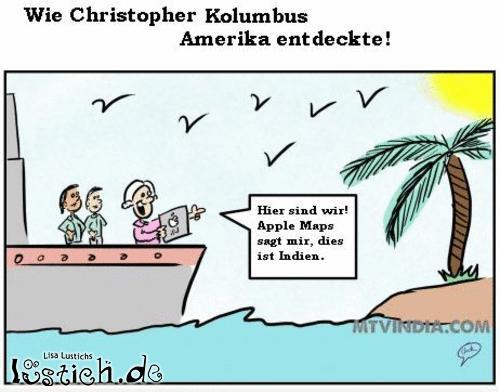 Die Wahrheit über Kolumbus