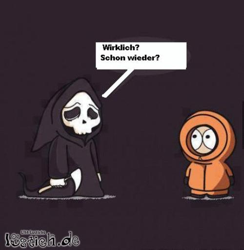 Der Tod und Kenny