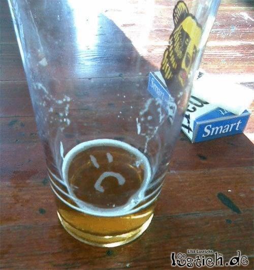 Du brauchst ein neues Bier