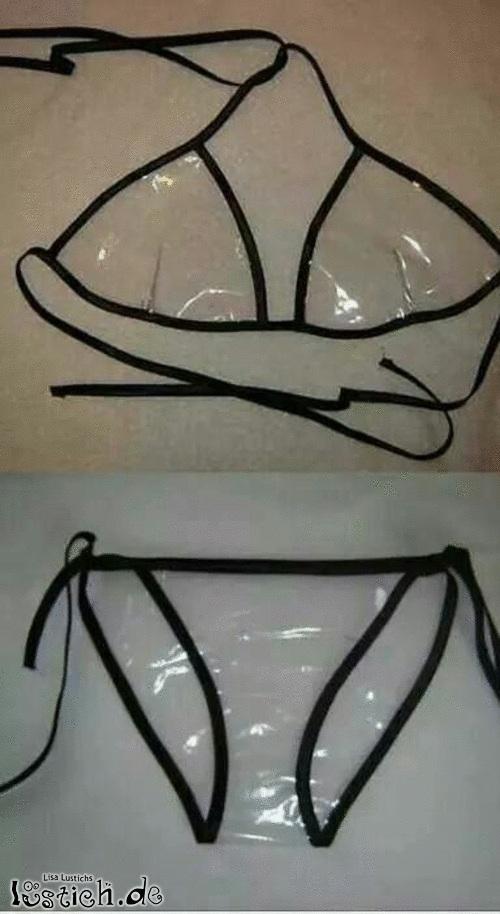 Unnötiger Bikini