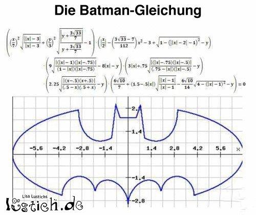 Batman-Rechnung