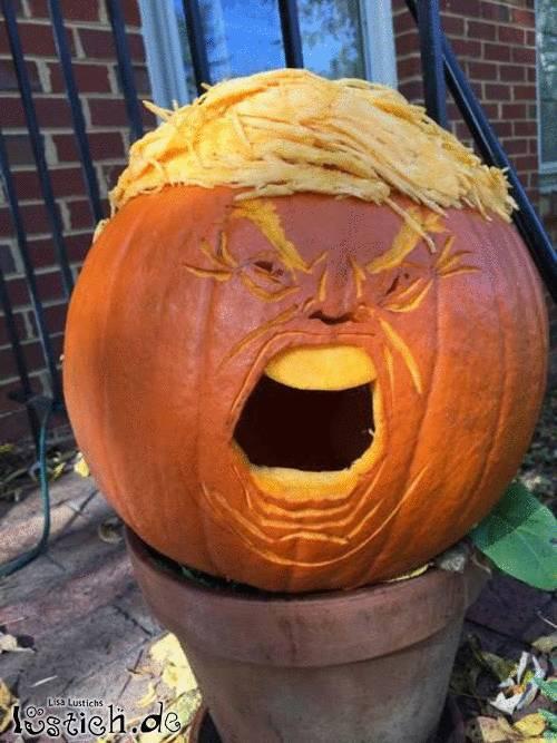 Trump zu Halloween