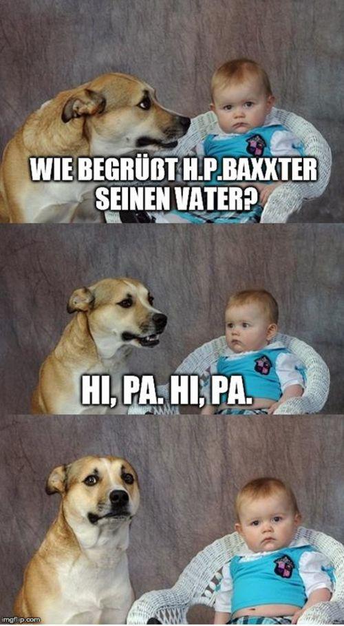 H.P. Baxxter