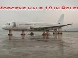 Flugzeug in Polen