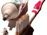 Das Zahnpflegeset für den Raucher