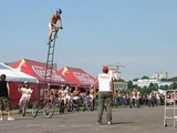 Extrem Biking