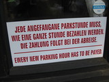 Parkanweisung
