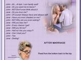 Was die Ehe nicht alles ändert