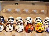 Star Wars Eierköpfe