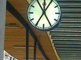Komische Uhrzeit
