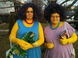 Patty und Selma