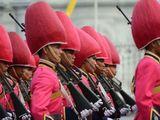 Die rosa Garde
