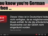 Du weißt, dass du Deutscher bist