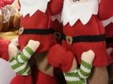 Interessante Weihnachtsmänner