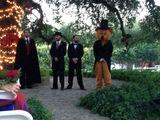 Bärige Hochzeit