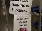 Polizeitraining